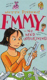 emmy 6 - nu med udvoksning - bog