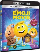 the emoji movie / emoji filmen - 4k Ultra HD Blu-Ray