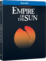 solens rige / empire of the sun - steven spielberg - Blu-Ray
