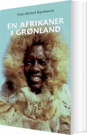 en afrikaner i grønland - bog