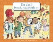 en dag i børnehaven krudthuset - bog