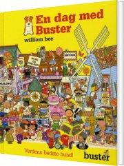 en dag med buster - bog