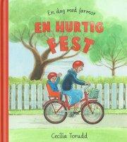 en dag med farmor: en hurtig fest - bog