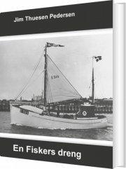en fiskers dreng - bog