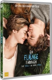 en flænge i himlen / the fault in our stars - DVD