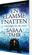 en flamme i natten - bog