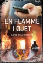 en flamme i øjet - #ungletlæst - bog
