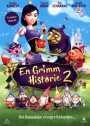 en grimm historie 2 / happily never after 2 - DVD