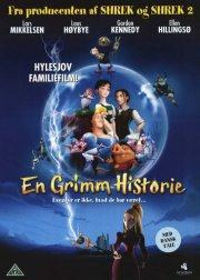 en grimm historie / happily never after - DVD