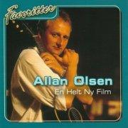 Image of   Allan Olsen - En Helt Ny Film - CD