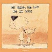 en hund, en kat og en mus - bog