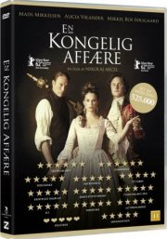en kongelig affære / a royal affair - DVD