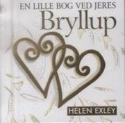 en lille bog ved jeres bryllup - bog
