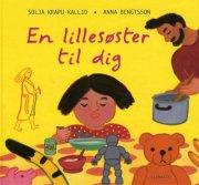 en lillesøster til dig - bog
