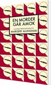 en morder går amok - bog