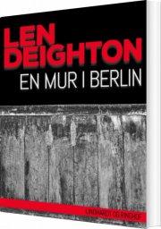 en mur i berlin - bog