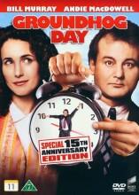 groundhog day / en ny dag truer - 15th anniversary edition - DVD