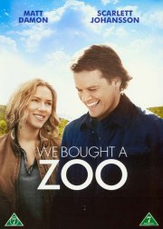 we bought a zoo / en ny start - DVD