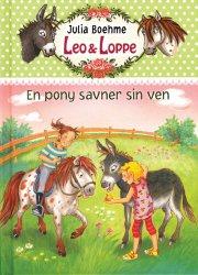 en pony savner sin ven - bog