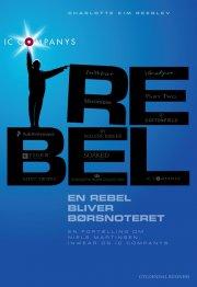 en rebel bliver børsnoteret - bog
