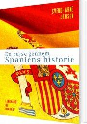 en rejse gennem spaniens historie - bog