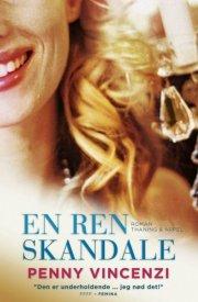 en ren skandale - bog