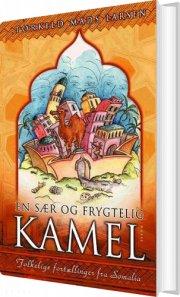 en sær og frygtelig kamel - bog