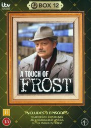en sag for frost / a touch of frost - box 12 - DVD