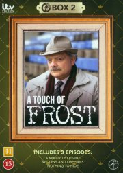 en sag for frost / a touch of frost - box 2 - DVD