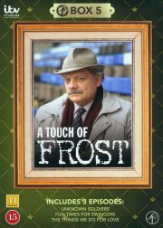 en sag for frost / a touch of frost - box 5 - DVD