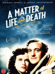 Image of   A Matter Of Life And Death - DVD - Film