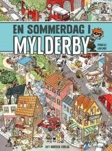 en sommerdag i mylderby - bog