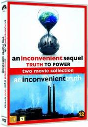an inconvenient truth // an inconvenient sequel truth to power - DVD