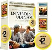 en verden udenfor // hobo with a shotgun // jack and connie - DVD