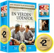 en verden udenfor / mine eneste ene / the deep blue sea - Blu-Ray