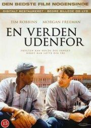 en verden udenfor / the shawshank redemption - DVD