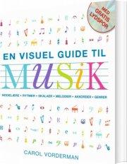 en visuel guide til musik - bog