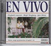 en vivo - lytteøvelser - CD Lydbog