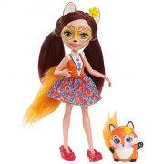 enchantimals dukke - ræven felicity - Dukker