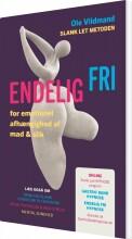 endelig fri for emotionel afhængighed af mad - bog