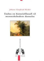 endnu en historiefilosofi til menneskehedens dannelse - bog