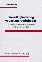 enerettigheder og vederlagsrettigheder - bog