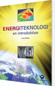 energiteknologi - bog