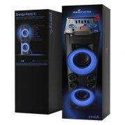 energy sistem 443734 trådløs bluetooth højttaler 240w - blå - Tv Og Lyd