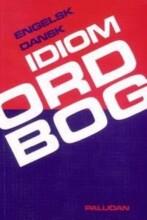 engelsk-dansk idiomordbog - bog