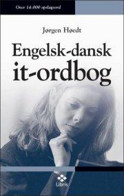 engelsk-dansk it-ordbog - bog