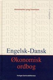 engelsk-dansk økonomisk ordbog - bog