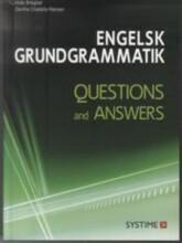 engelsk grundgrammatik - bog