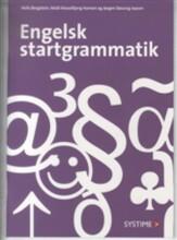 engelsk startgrammatik - bog