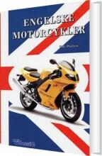 engelske motorcykler - bog